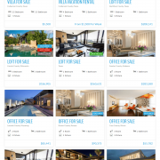 Theme28 Property listing