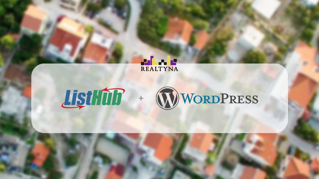 How to integrate ListHub into a Wordpress Website