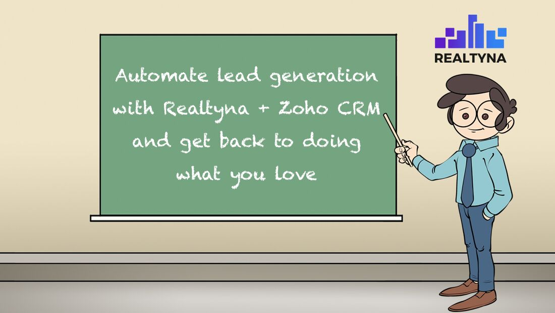 realtyna and zoho crm