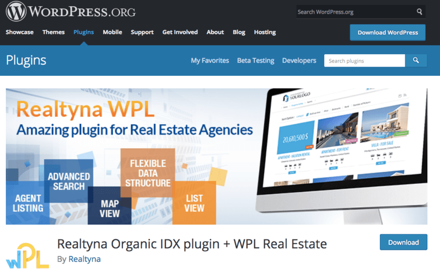 WPL Website Builder