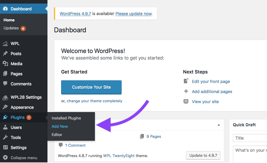 13 Steps to Build An IDX Real Estate Website With WordPress
