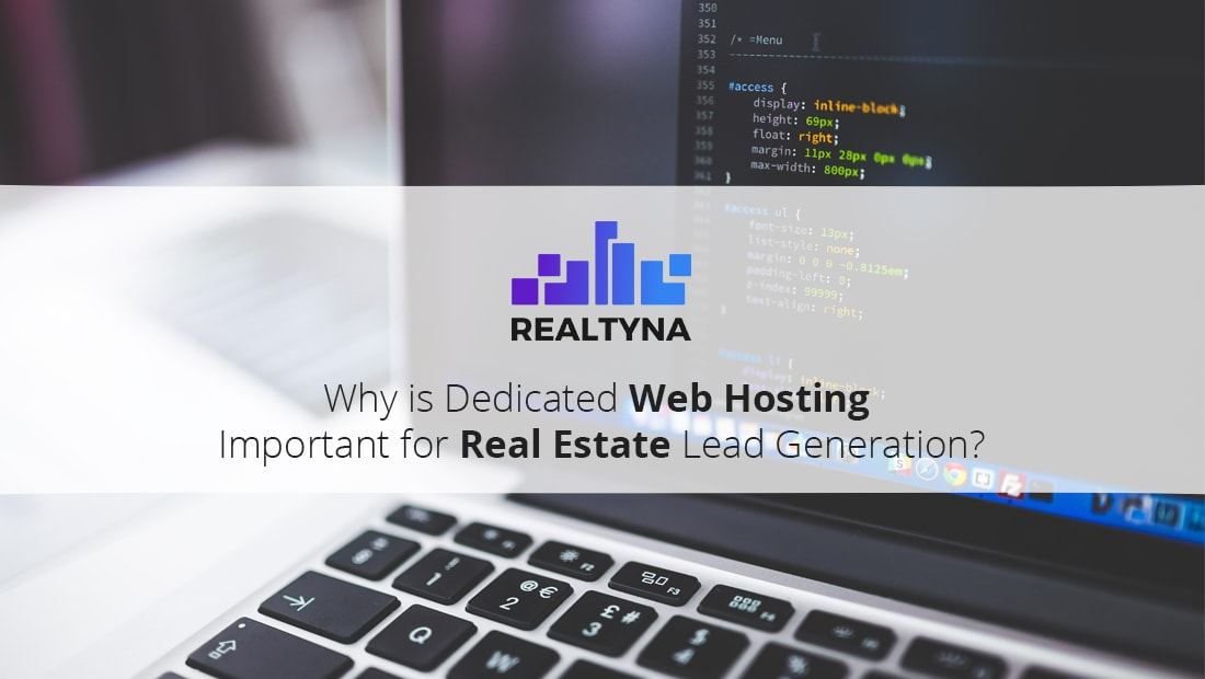 real estate web hosting