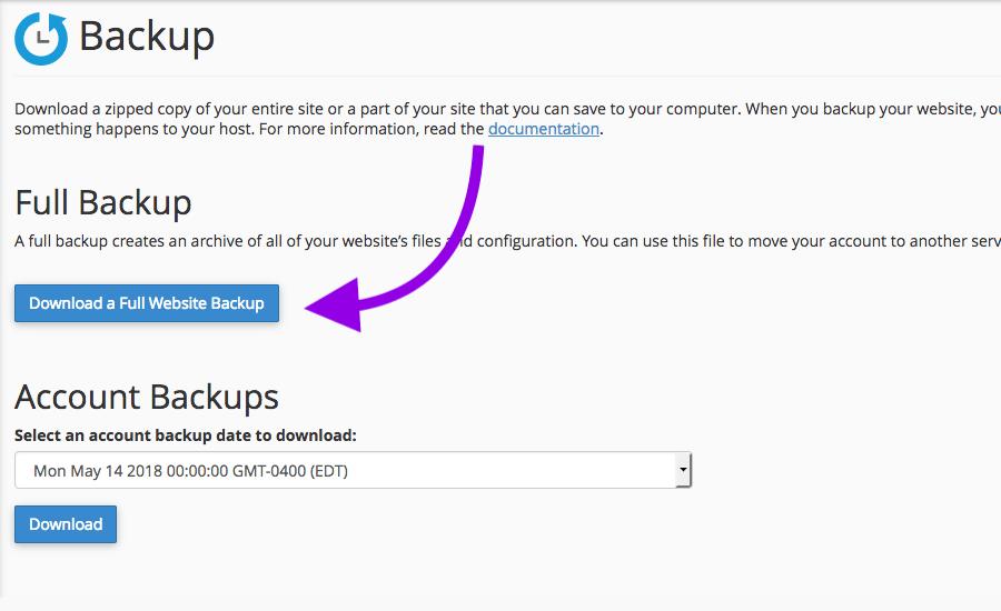 WPL Backup