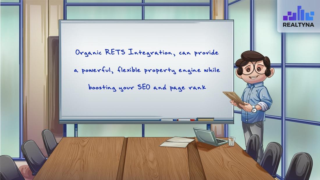 Organic RETS