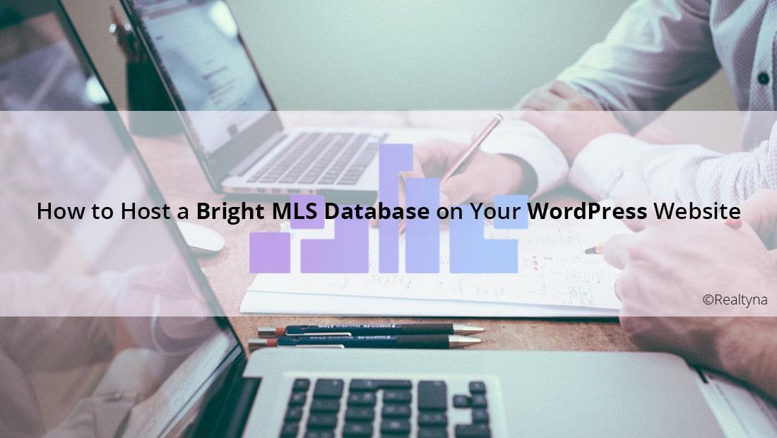 Bright MLS Database