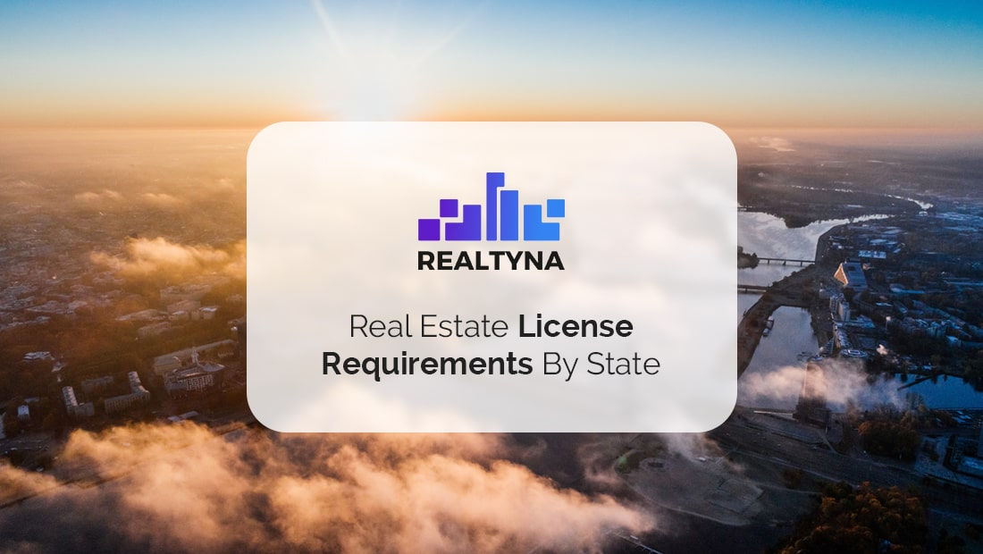 real estate license