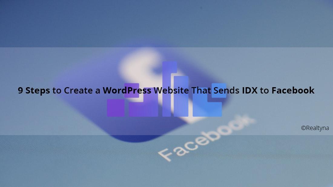 Facebook IDX