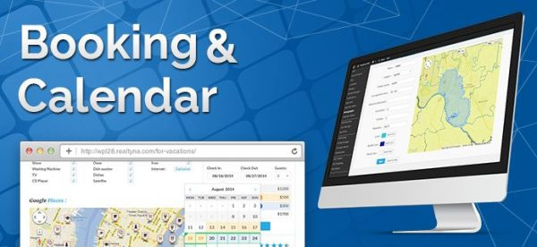Booking and Calendar