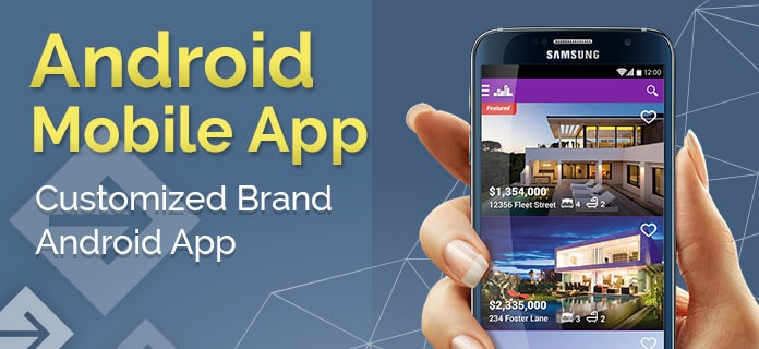 Real Estate Android App