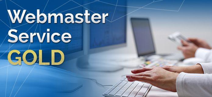 Webmaster Service Gold