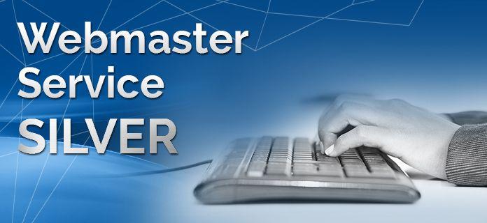 Webmaster Service Silver