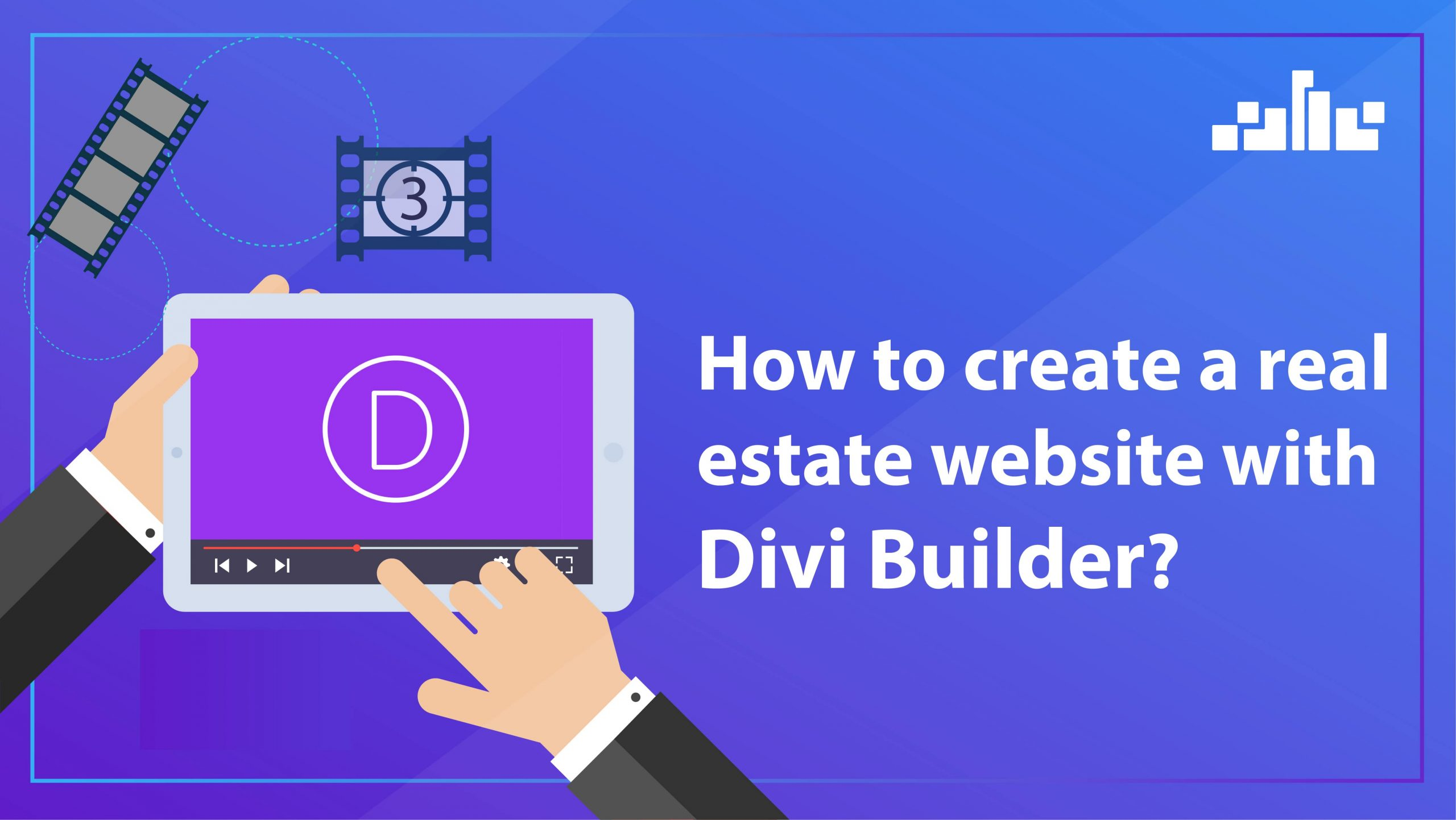 How to create a real estate website with Divi Builder