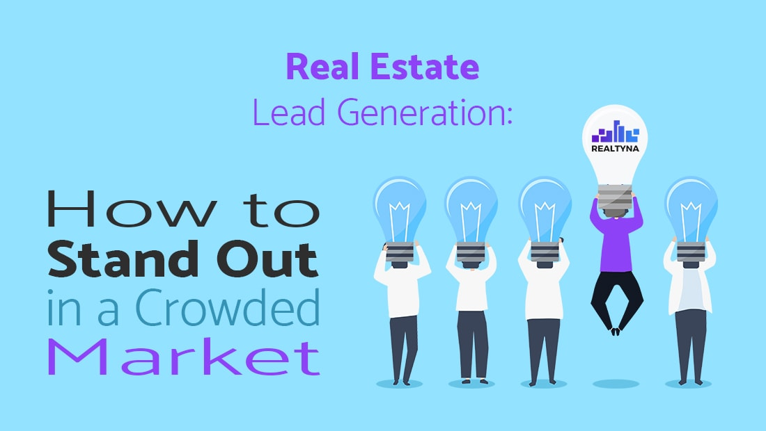 real estate lead gen