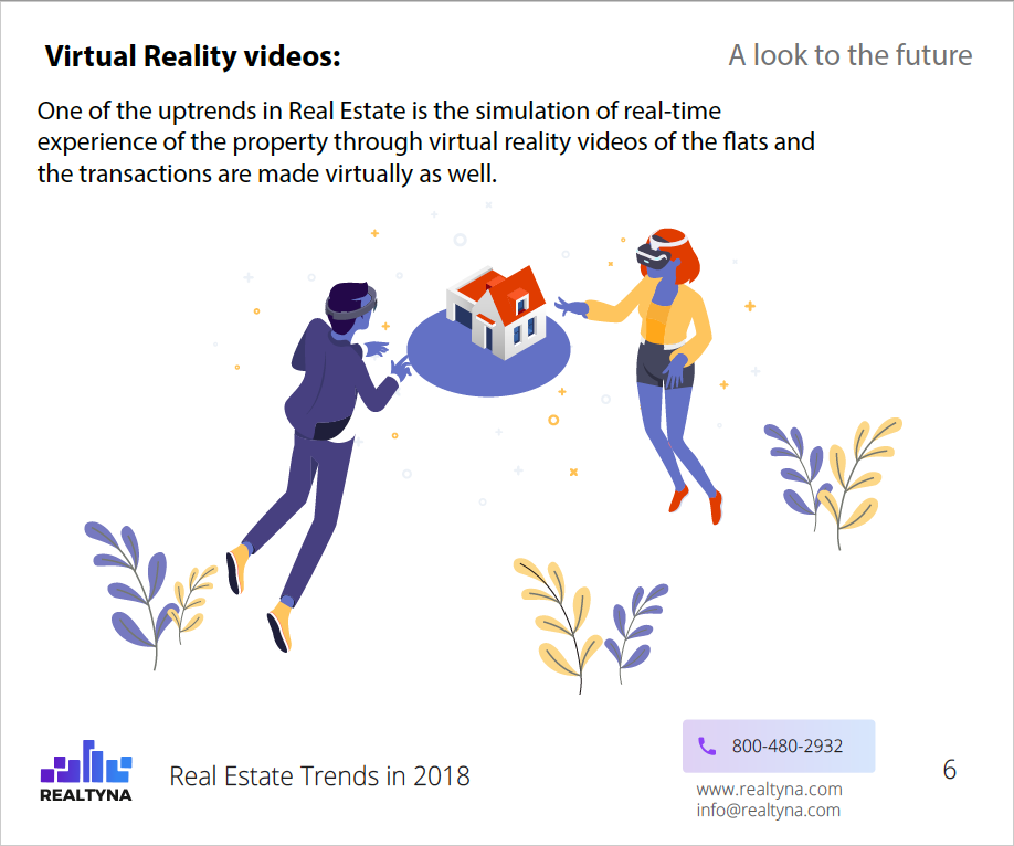 real estate VR