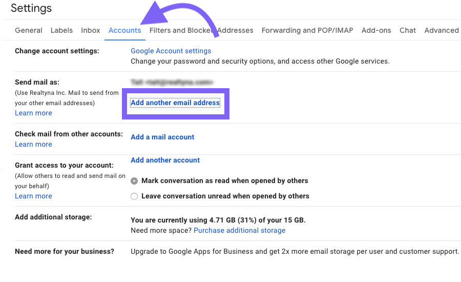 How to Set Up an Email Address for Your IDX Website