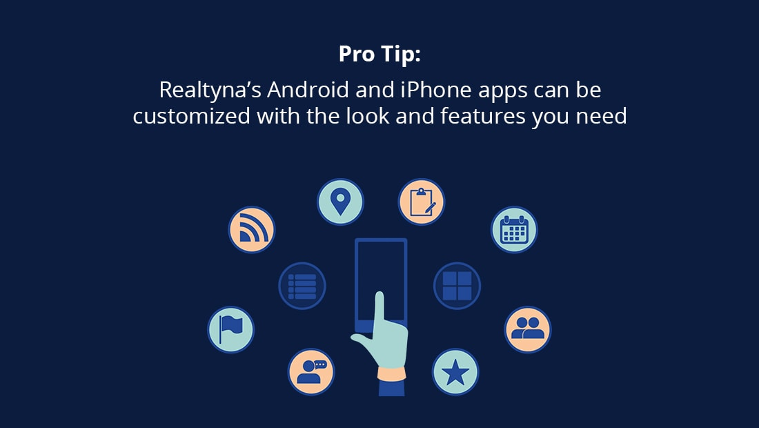realtyna app
