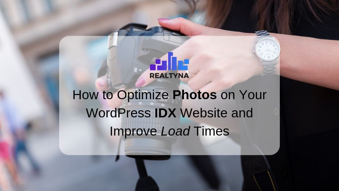 optimize photos