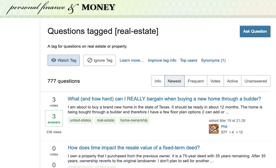 stack exchange tutorial