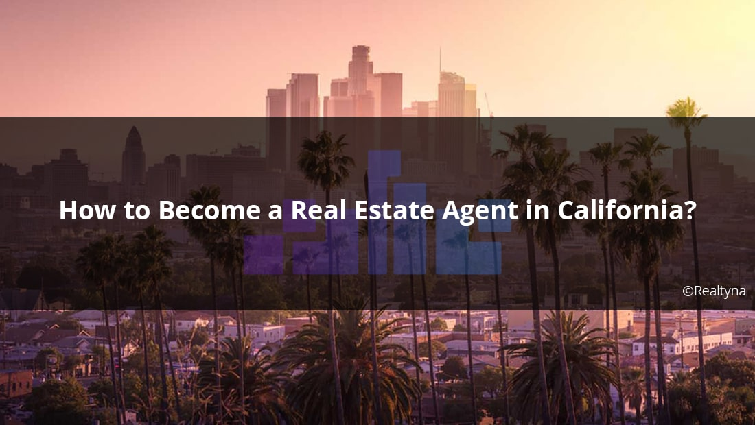 real estate agent california