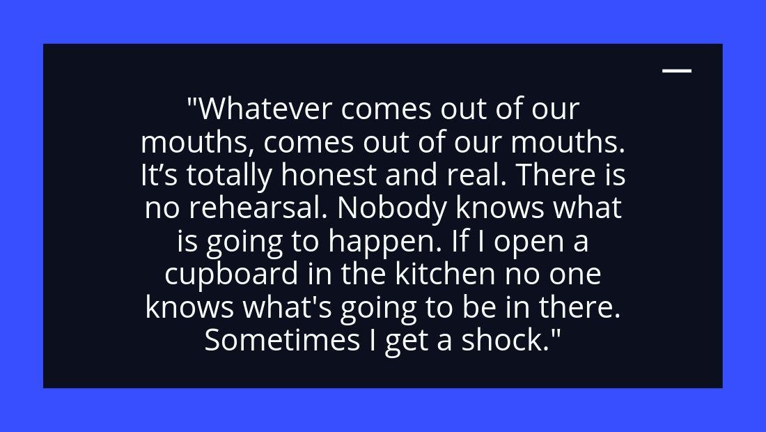 Michael Blakey quote