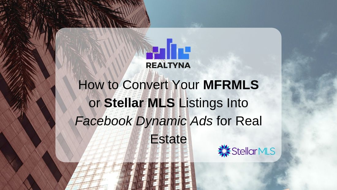 MFRMLS Facebook Dynamic Ads