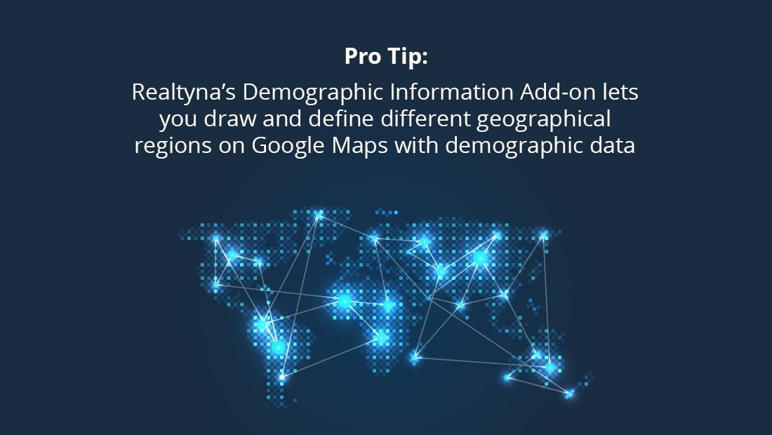 demographic data idx