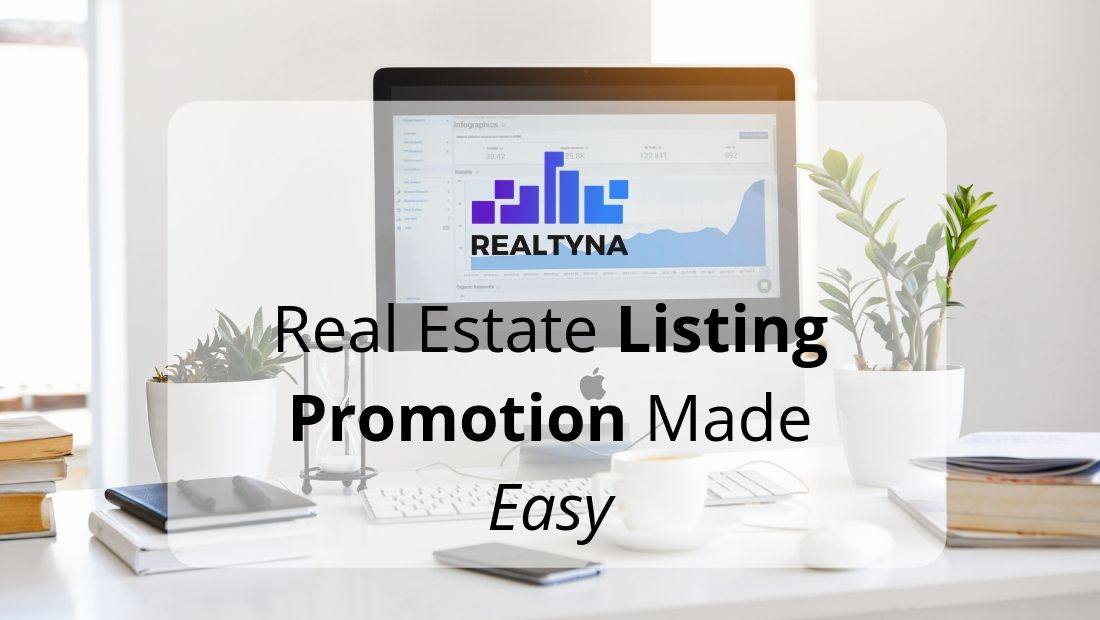 real estate listing promotion