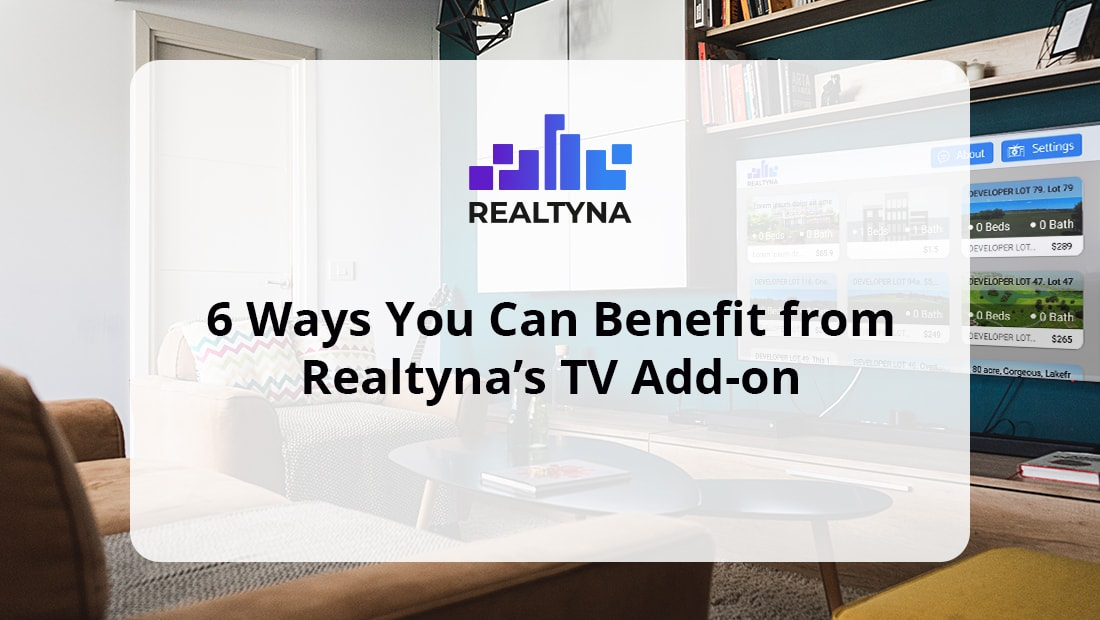 real estate TV