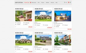 Property search website for farms and ranches with WordPress