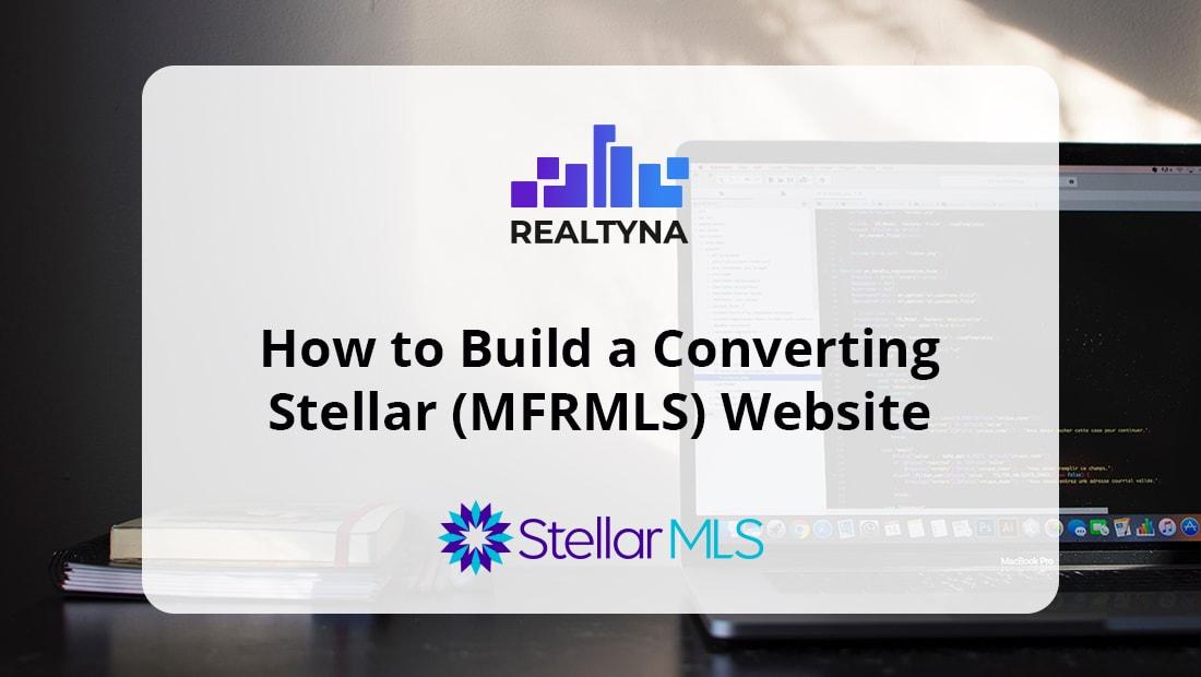 Stellar MLS website