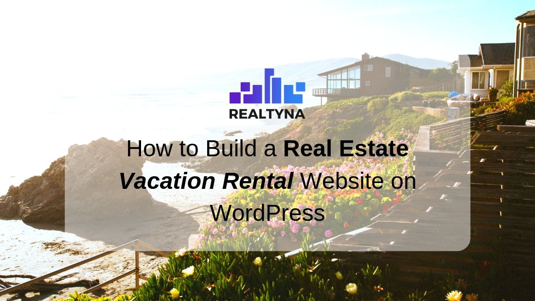 vacation rental property search