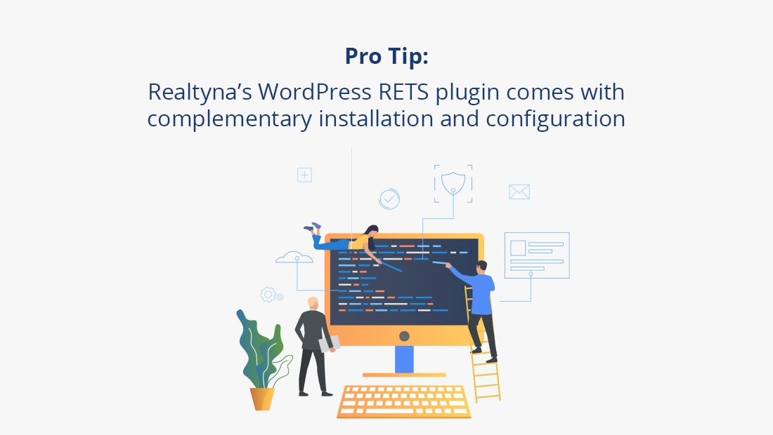 Wordpress RETS plugin