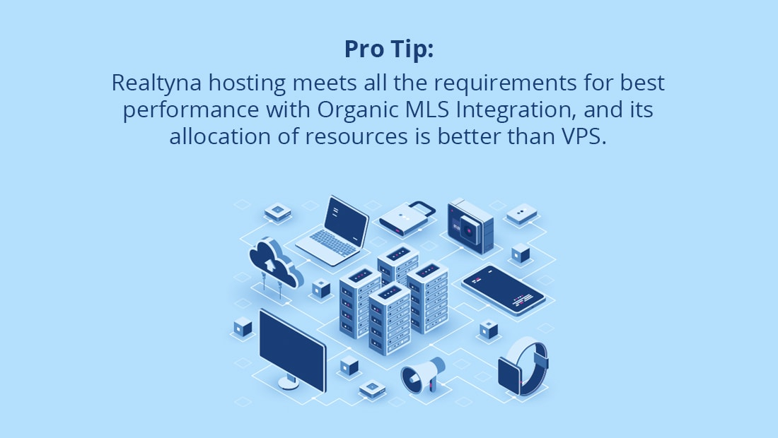 Realtyna hosting