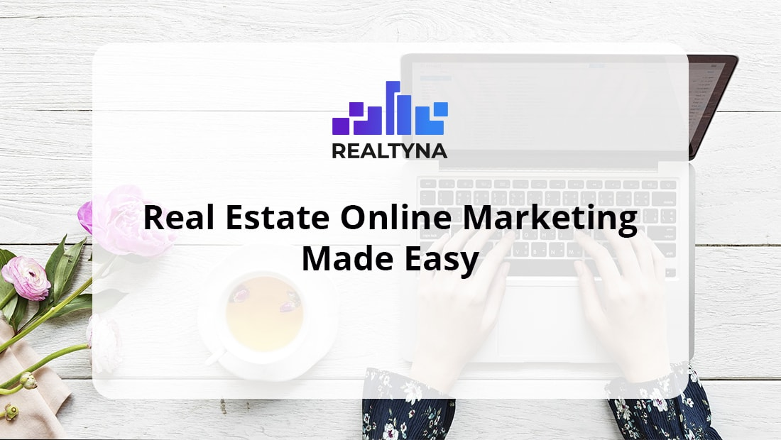 real estate online marketing