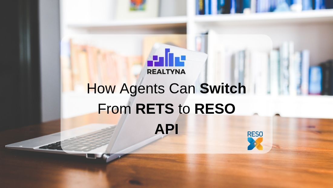 Switch from RETS to RESO API
