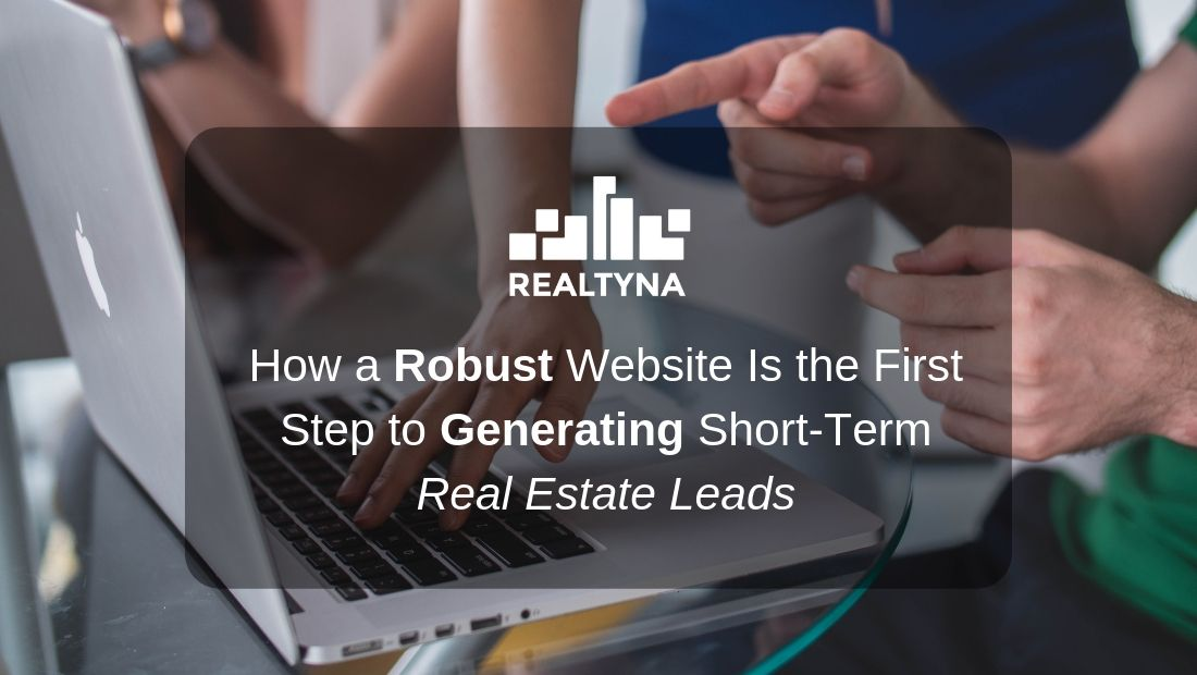 Rebust Website-Generating Short Term Real Estate Leads