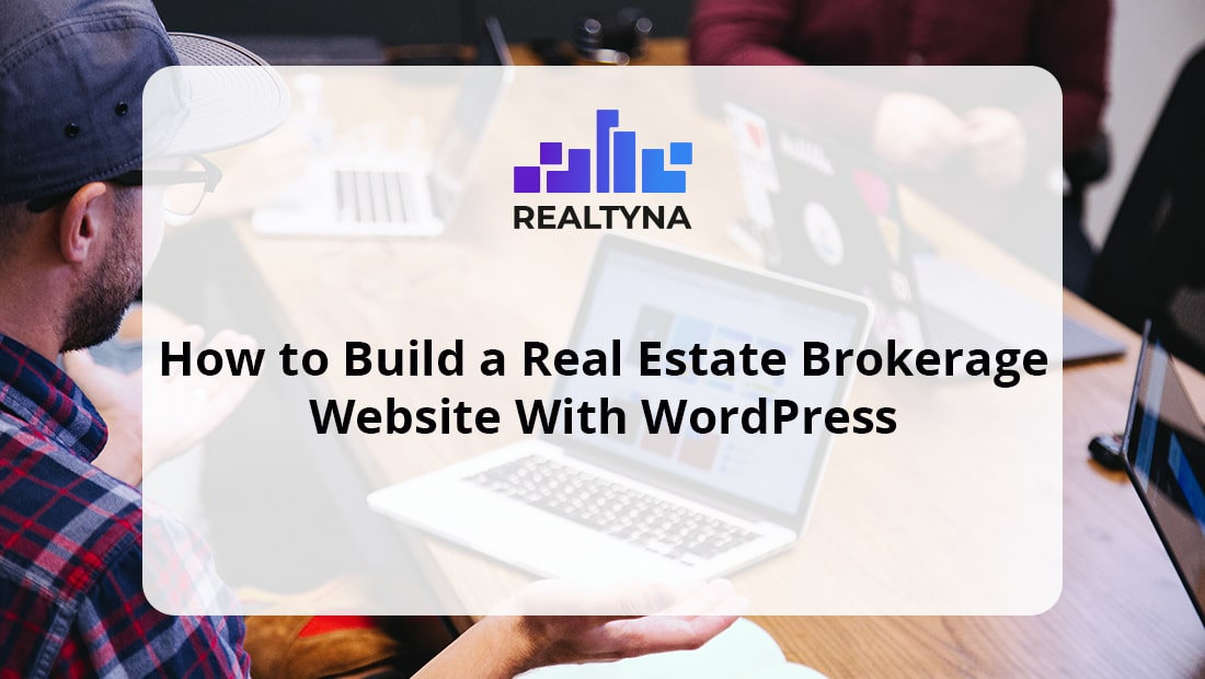 Real Estate Brokerage Website