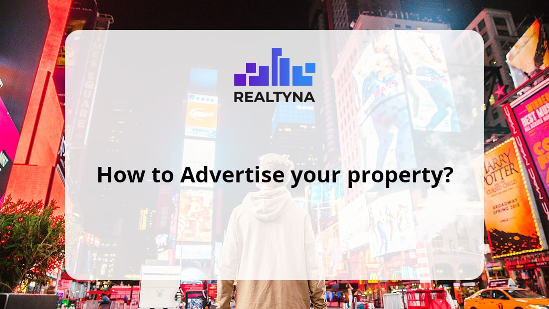 Advertising Property