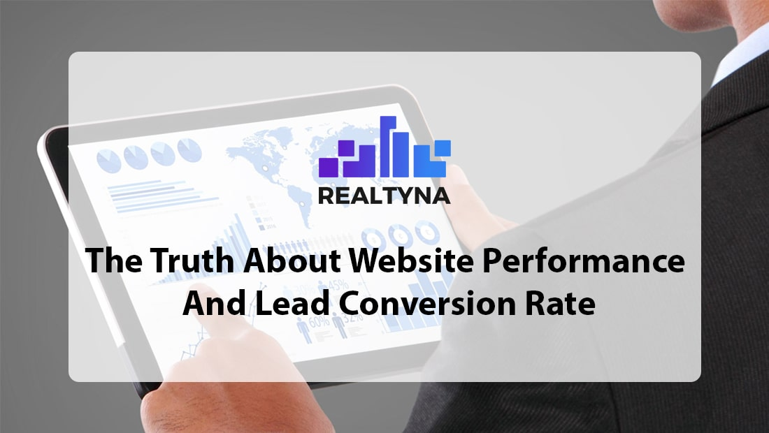 Website Performance and Lead Conversion Rate