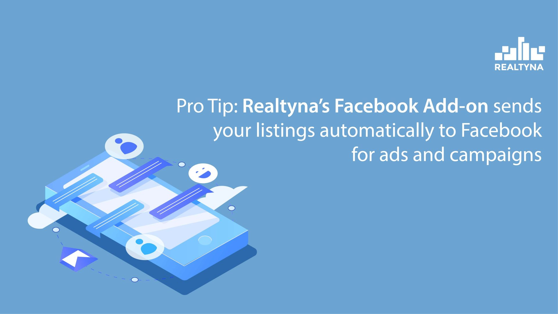 Realtyna's Facebook Add-on
