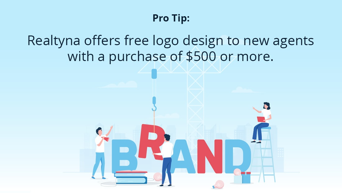 Realtyna Offers Free Logo Design