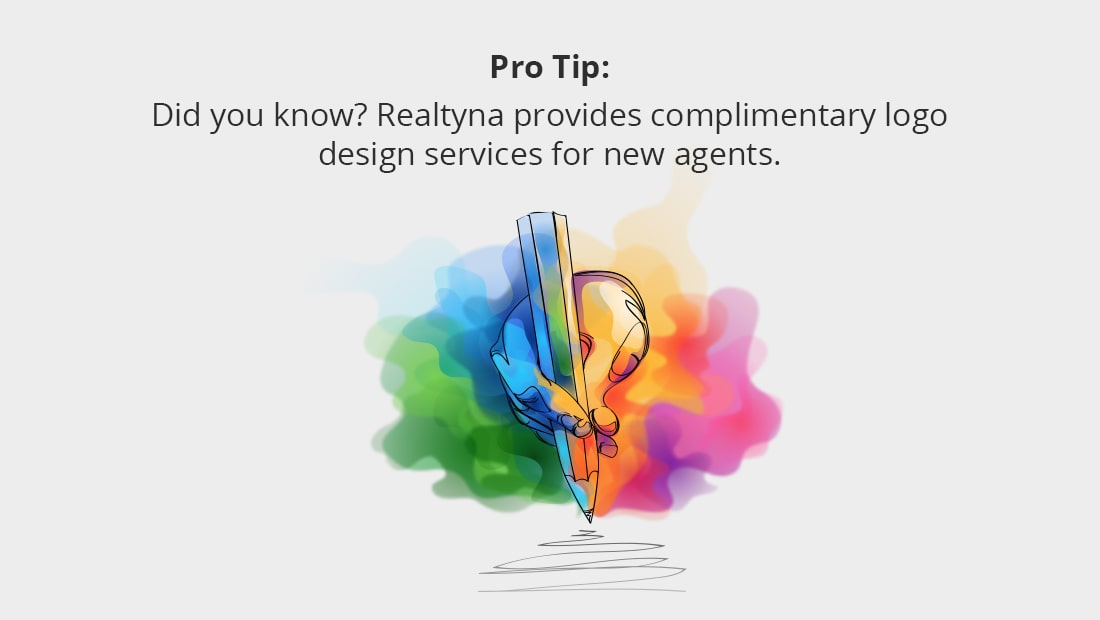 Realtyna's Complimentary Logo Design Services