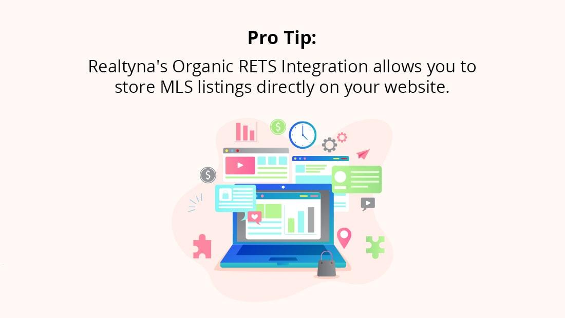 Organic RETS Integration