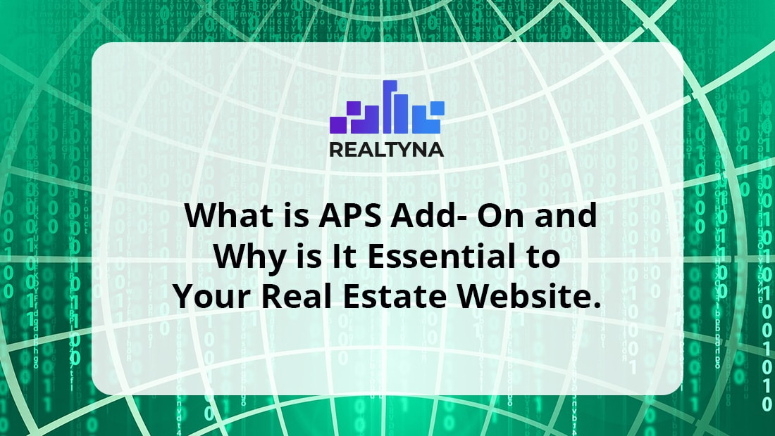 What is APS ADD-On