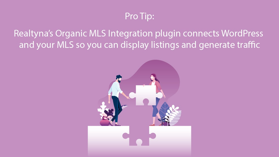 Organic MLS Integration Plugin