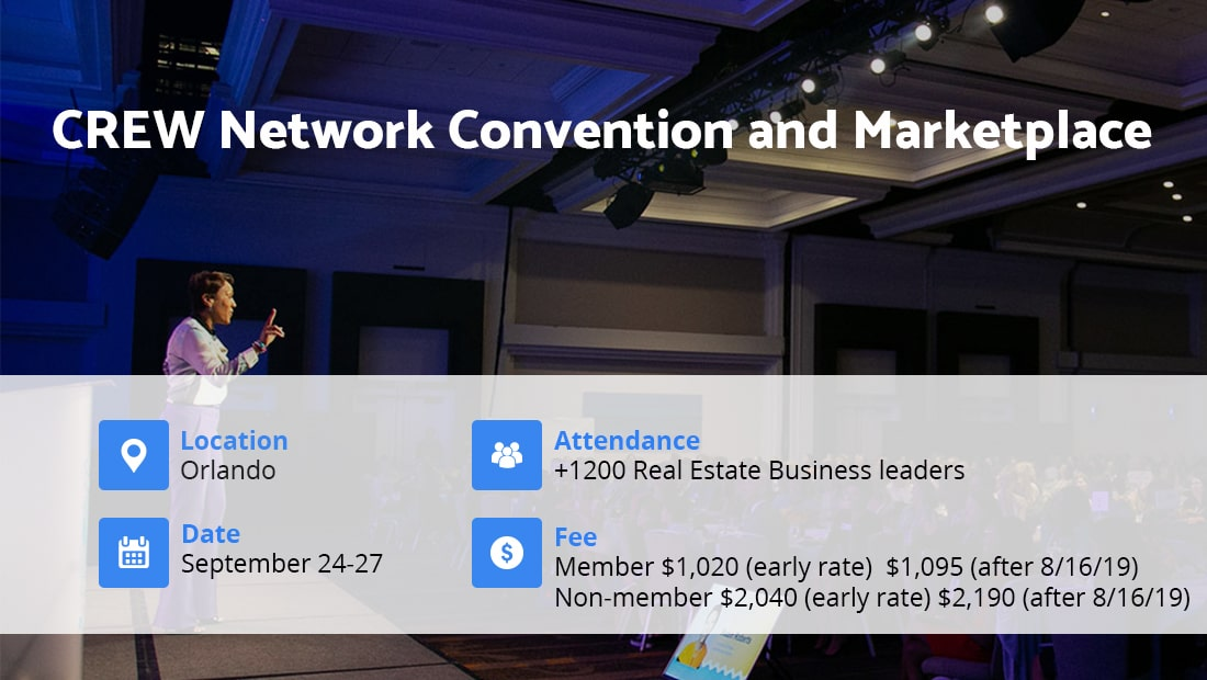 CREW Network Convention and Marketplace