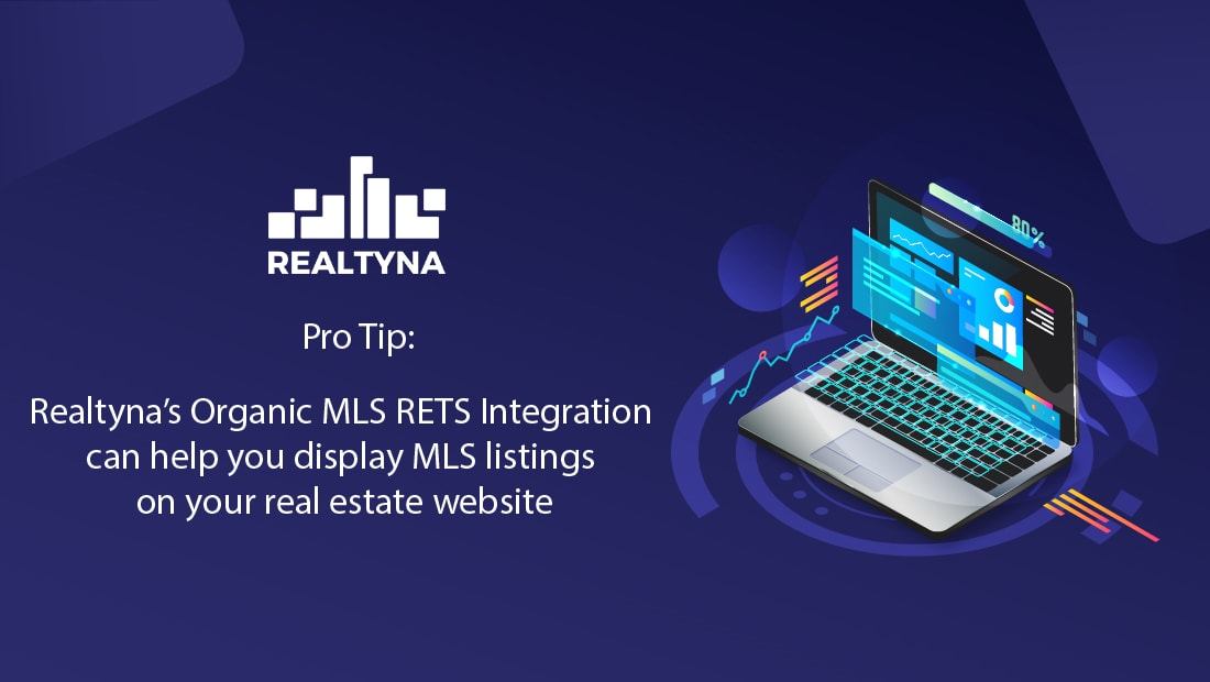 Realtyna's Organic MLS RETS Integration