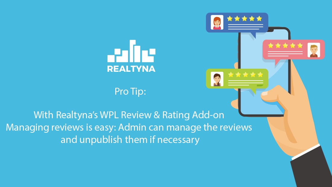 WPL Review and Rating Add-on