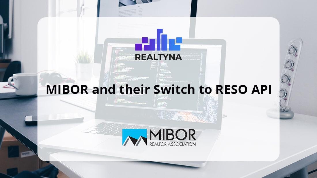MiBor Switch to Reso Api