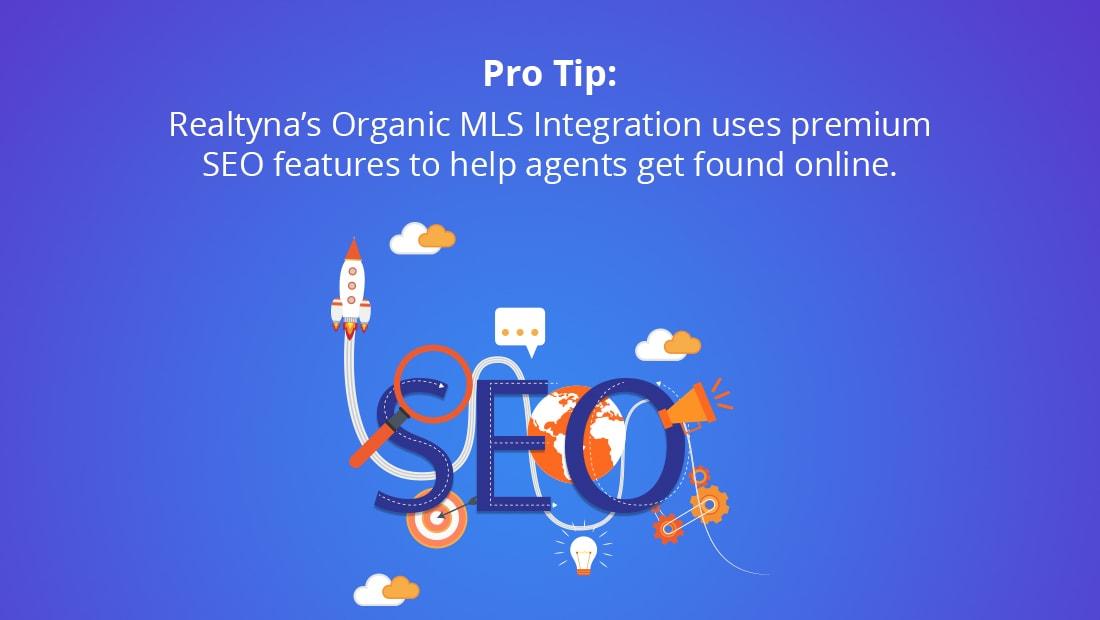 Organic MLS Integration